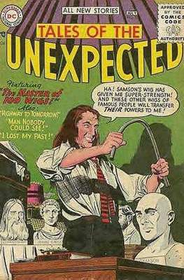 Tales of the Unexpected (1956-1968) (Comic Book) #3