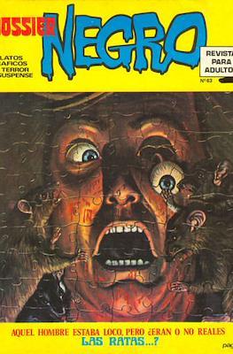 Dossier Negro (Rústica y grapa [1968 - 1988]) #63