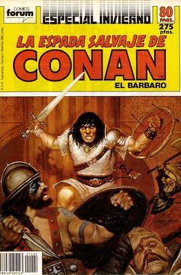 La Espada Salvaje de Conan. Vol 1 (1982-1996). Especiales (Grapa 80 pp) #3