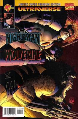 The Night Man vs. Wolverine #0 #0