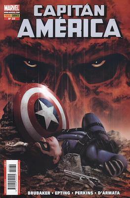 Capitán América Vol. 7 (2005-2011) (Grapa) #32