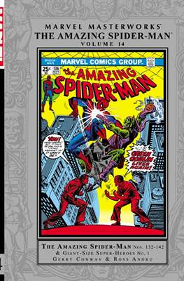 Marvel Masterworks: The Amazing Spider-Man (Hardcover) #14