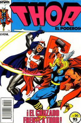Thor, el Poderoso (1983-1987) #20