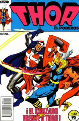 Thor, el Poderoso (1983-1987) (Grapa 36 pp) #20
