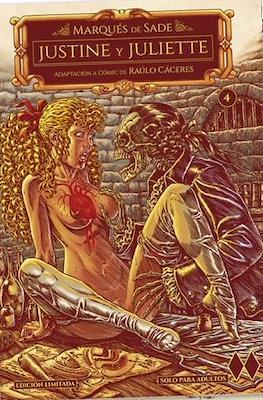 Marqués de Sade: Justine y Juliette (Grapa 24 pp) #4