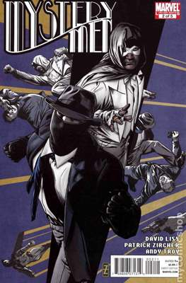 Mystery Men (2011) (Comic books 32 pags) #2