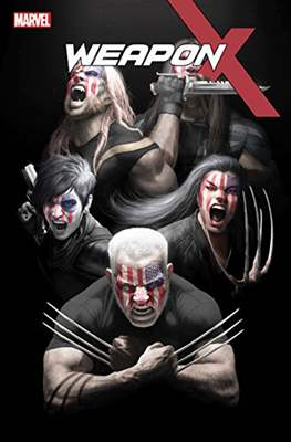 Weapon X Vol. 3 (2017-) (Softcover, 112 pages) #3