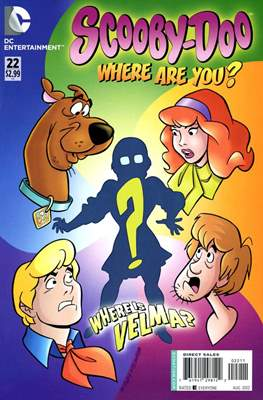 Scooby-Doo! Where Are You? (Comic Book) #22