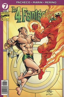 Los 4 Fantásticos Vol. 4 (2001-2003) #7