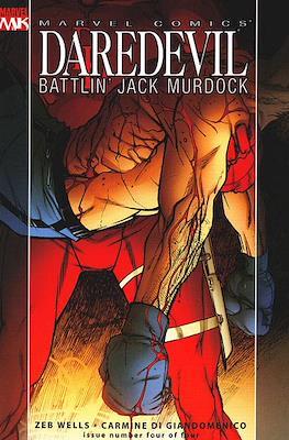 Daredevil: Battlin' Jack Murdock (Grapa / Saddle-stitched) #4