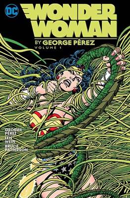 Wonder Woman by George Pérez (Softcover 224-268 pp) #1