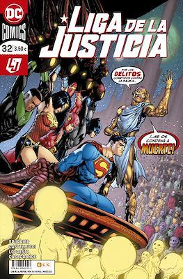 Liga de la Justicia. Nuevo Universo DC / Renacimiento (Grapa) #110/32