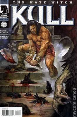 Kull: The Hate Witch (2010-2011) (Grapa) #4