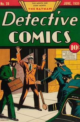 Detective Comics Vol. 1 (1937-2011; 2016-) (Comic Book) #28