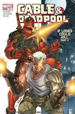 Cable & Deadpool (Comic-Book) #5