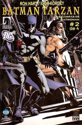 Batman / Tarzan: Las garras de Catwoman (Grapas) #2