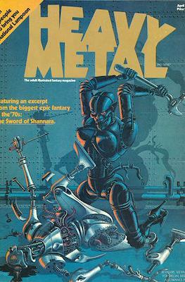 Heavy Metal Magazine (Grapa) #1