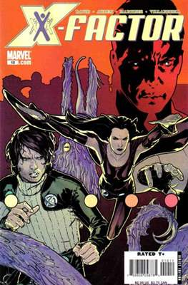 X-Factor Vol. 3 (Saddle-stitched) #10