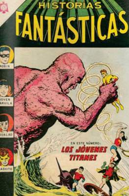 Historias Fantásticas (Grapa) #143