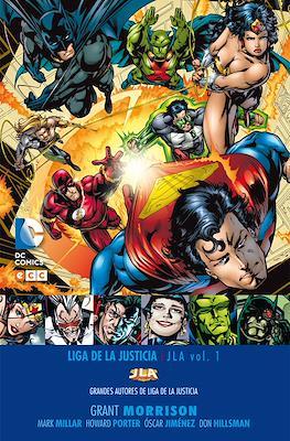 Grandes Autores de Liga de la Justicia: Grant Morrison #1
