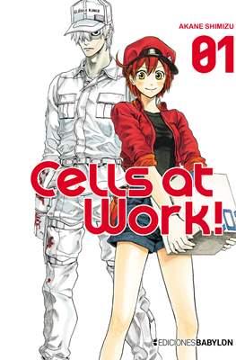 Cells at Work! #1