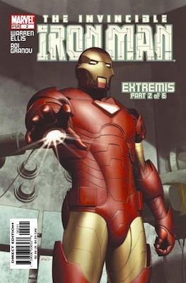 Iron Man Vol. 4 (2005-2009) #2
