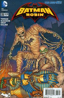 Batman and Robin Vol. 2 (2011-2015) (Comic Book) #35.1