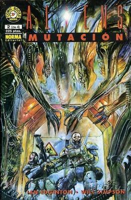 Aliens: Mutación (Grapa 36 pp) #2