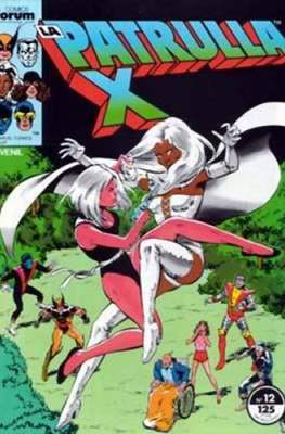 La Patrulla X Vol. 1 (1985-1995) #12