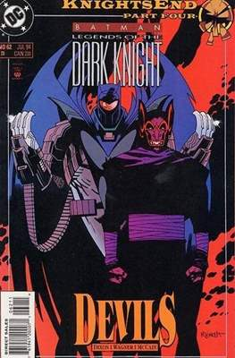 Batman: Legends of the Dark Knight Vol. 1 (1989-2007) (Comic Book) #62