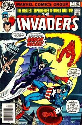 The Invaders #7