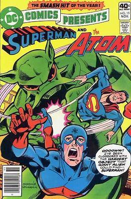 DC Comics Presents: Superman (Grapa) #15