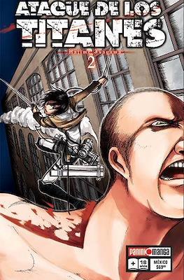 Ataque de los Titanes (Rústica) #2