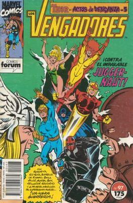 Los Vengadores Vol. 1 (1983-1994) (Grapa) #97