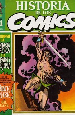 Historia de los Cómics (Grapa 32 pp) #31