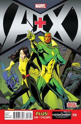 A+X (Comic-Book) #18