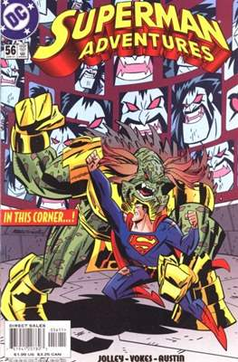 Superman Adventures (Comic-book) #56