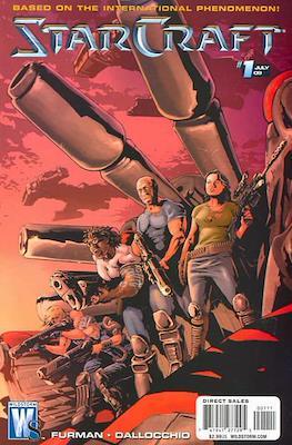 StarCraft (Comic Book) #1