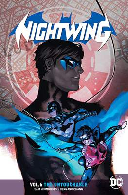 Nightwing (2016) (Softcover) #6
