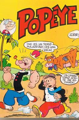 Álbum Popeye