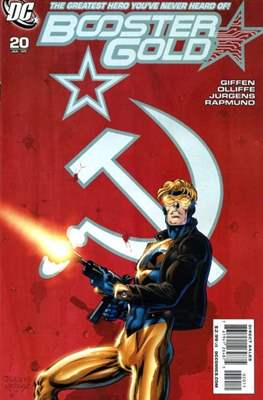 Booster Gold Vol. 2 (2007-2011) #20