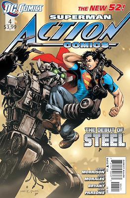 Action Comics Vol. 2 (2011-2016) #4