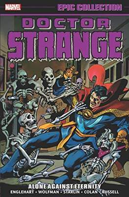 Doctor Strange Epic Collection (Softcover) #4