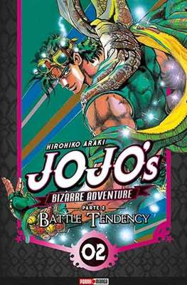 JoJo's Bizarre Adventure Parte 2 Battle Tendency (Rústica con solapas) #2