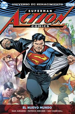 Superman: Action Comics