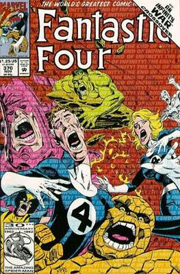 Fantastic Four Vol. 1 (1961-1996) (saddle-stitched) #370