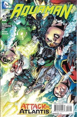 Aquaman Vol. 7 (2011-2016) (Comic-book) #47