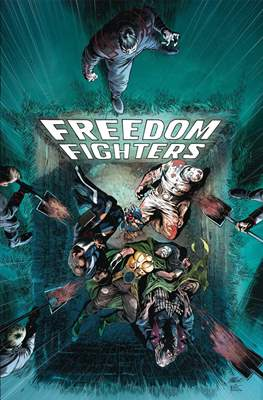 Freedom Fighters Vol. 3 (2018-) (Comic Book) #11