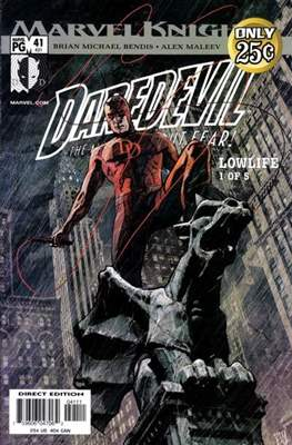 Daredevil Vol. 2 (1998-2011) (Comic-Book) #41 (421)
