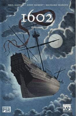 Marvel 1602 (Comic Book) #5